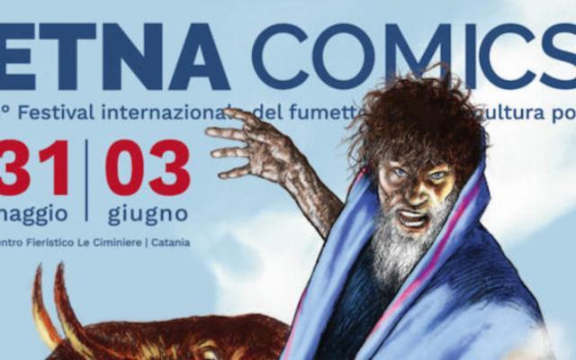 Etna Comics 2018 ha fatto il botto!