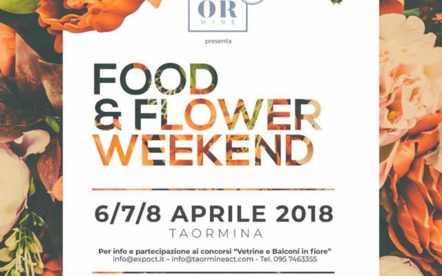 Food & Flower Weekend