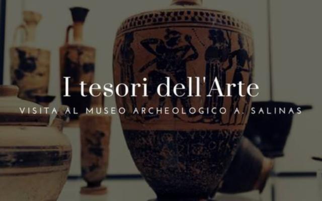 I tesori dell'arte. Visita guidata al Museo Salinas