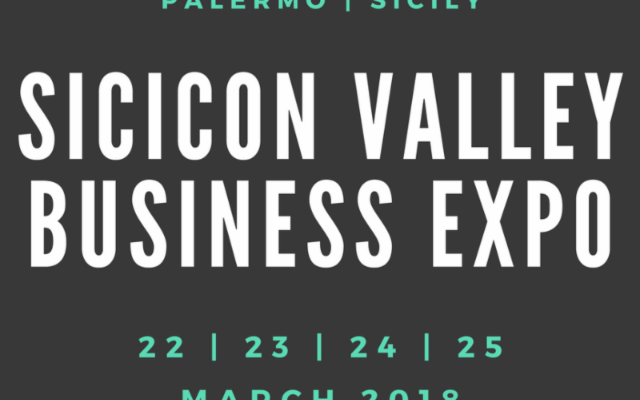 Nasce a Palermo Sicicon Valley Expo 2018