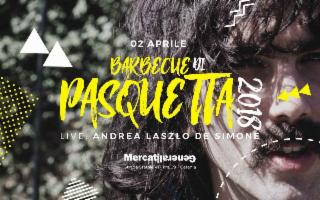 Barbecue di Pasquetta 2018