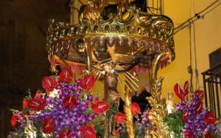 Settimana Santa Nissena - Il calendario fa riferimento ad eventi che si terranno dopo il 3 aprile