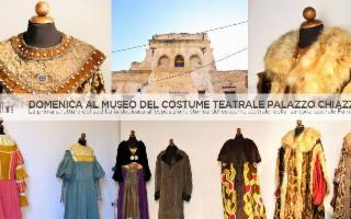 Domenica al Museo del costume teatrale
