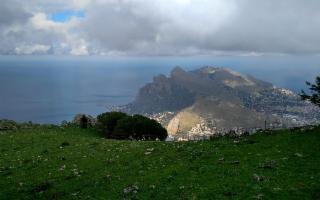 Escursione a Pizzo Manolfo - Partenza da Bagheria