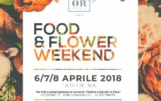 Food & Flower Weekend