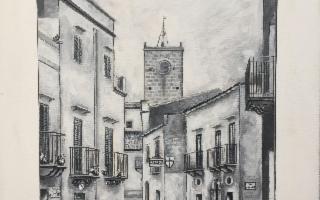Omaggio a Gibellina, di Carlo La Monica