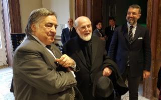 Palermo ha un nuovo palermitano d'eccezione: Michelangelo Pistoletto