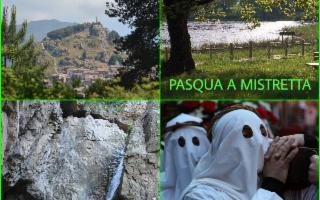 Pasqua a Mistretta - Storia, Natura e Tradizioni