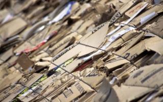 In Sicilia nel 2017 la raccolta di carte e cartone è aumentata del 18%