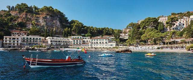 Il Grand Hotel Villa Sant'Andrea di Taormina