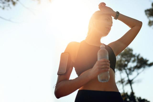 Jogging in Primavera: parti col piede giusto con una corretta idratazione