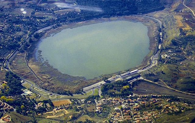 Il Lago di Pergusa