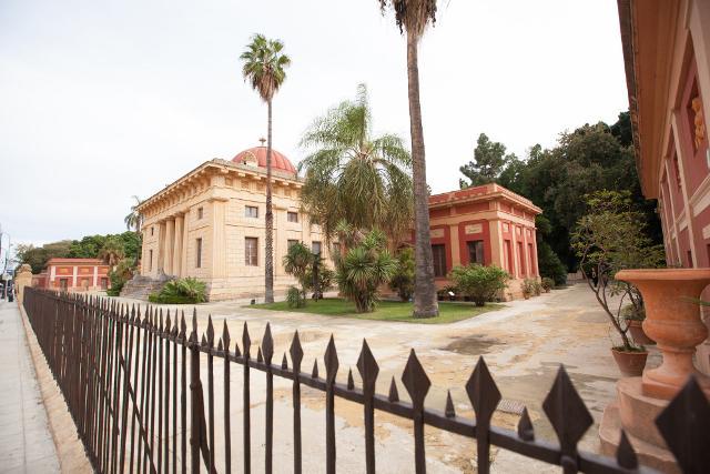 Gymnasium, Calidarium e Tepidarium - ph CAVE studio per Manifesta 12 Palermo