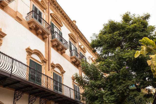 Palazzo Butera, Palermo - © Manifesta, photo Cave Studio