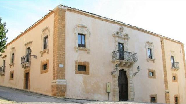Palazzo Panitteri, sede del museo civico di Sambuca di Sicilia