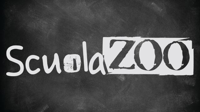 Il logo di ScuolaZoo, la community online di studenti più grande d'Italia