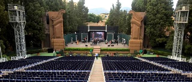Un'estate a tutta musica al Teatro di Verdura