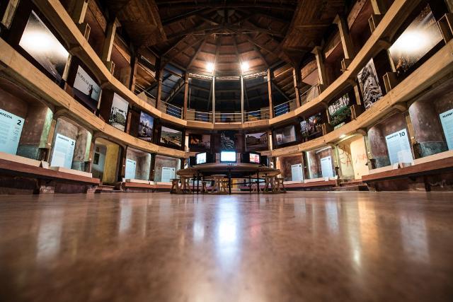 Teatro Garibaldi di Palermo © Manifesta12 ph Gabriele Modica