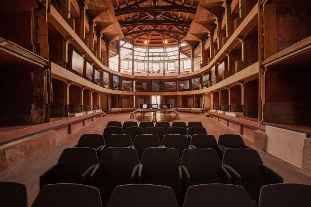 Teatro Garibaldi Venue 2017 Palermo © Manifesta12 ph Cave Studio