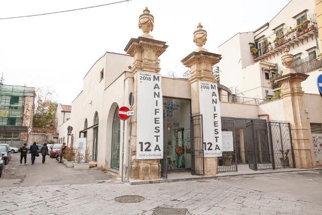 """Il Teatro Garibaldi di Palermo, """"quartier generale"""" di Manifesta 12"""