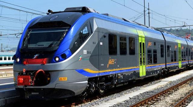 Treno Jazz Trenitalia