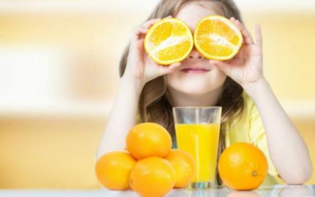 Oranfizer e le Facce d'Arancia