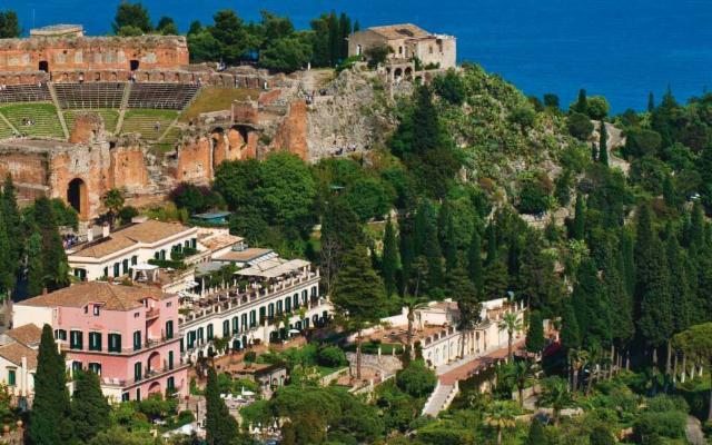 La compagnia inglese Belmond punta su Taormina