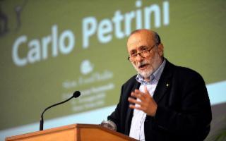 Carlo Petrini fondatore di Slow Food al DiVino Festival 2018