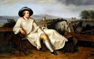 Un viaggio a piedi sulle orme di Goethe, alla scoperta di quella ''Sicilia chiave di tutto''