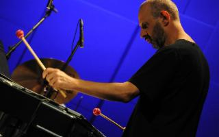 Jorge Rossy Vibes Trio feat. Al Foster'