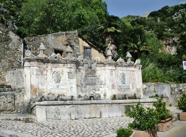 La Fontana Abate di Alcara Li Fusi (ME)