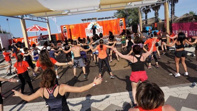 Catania col FitnessDay fa il pieno di numeri per la VII edizione