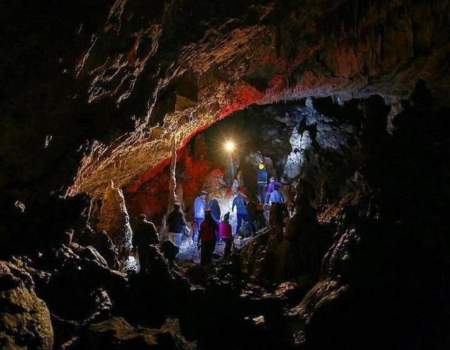 Grotta del Lauro - Alcara Li Fusi (ME)