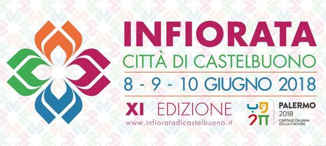 Castelbuono dedica la XI Infiorata a Palermo Capitale della Cultura