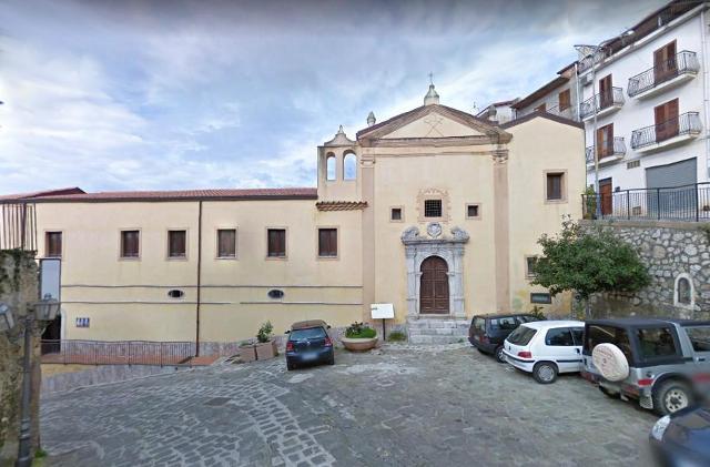 Convento delle Vergini Benedettine - Alcara Li Fusi (ME)