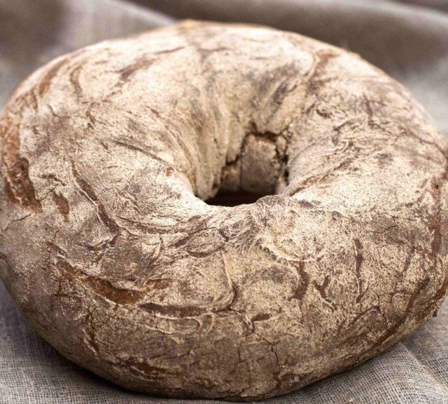 Il Pane Pè, la grande ciambella di Novara di Sicilia
