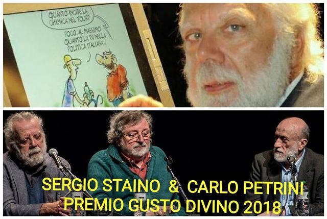 Sergio Staino alla XII edizione del DiVino Festival