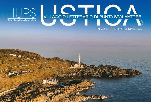 ''Ustica Villaggio Letterario'' IV Edizione 2018