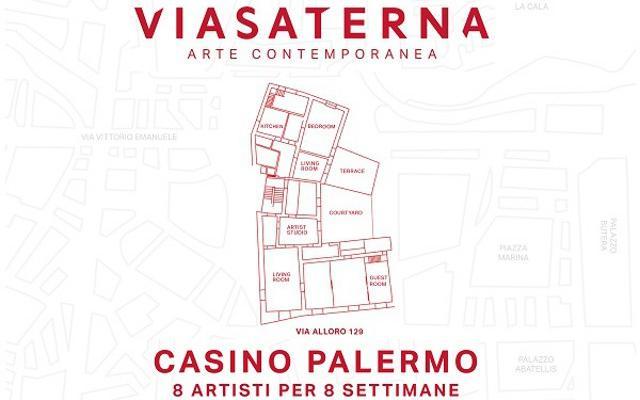CASINO PALERMO. L'Arte come partecipazione e condivisione