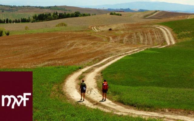 In cammino lungo la Magna Via Francigena