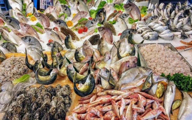 Nelle tavole estive siciliane c'è tanto pesce fresco!
