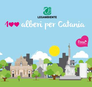 ''100 alberi per Catania'': nuove piantumazioni nel capoluogo etneo