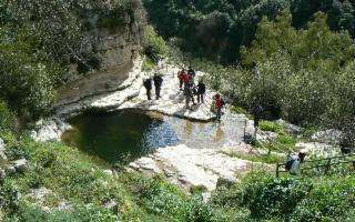 Escursione alla Cava Carosello