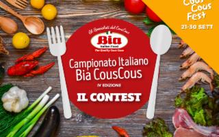 Cous Cous Fest 2018: al via la selezione degli chef italiani