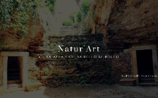 Natur'Arte. Visita alla camera dello scirocco di Fondo Micciulla