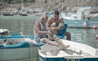 ''Sostegno all'avviamento per i giovani pescatori''