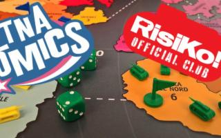 A Etna Comics l'VIII edizione del Torneo di RisiKo!