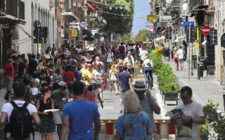 Le pedonalizzazioni di Pasqua a Palermo