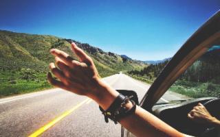 Road trip tra i trend di viaggio 2018