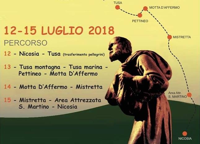 Cammino di San Felice - Cammino Francescano di Sicilia